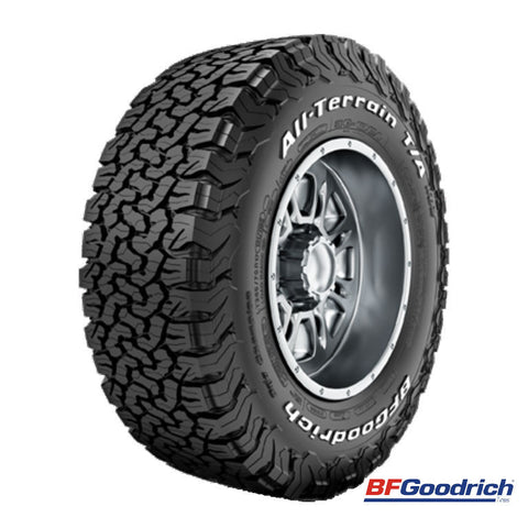 265/60R18 119/116S BF Goodrich All Terrain KO2