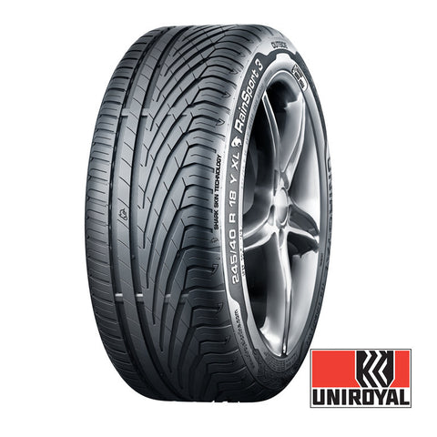 235/55R18 100H Uniroyal  RainSport 3 SUV