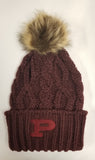 Ladies Faux Fur PomPom Toque - 2019 Colors