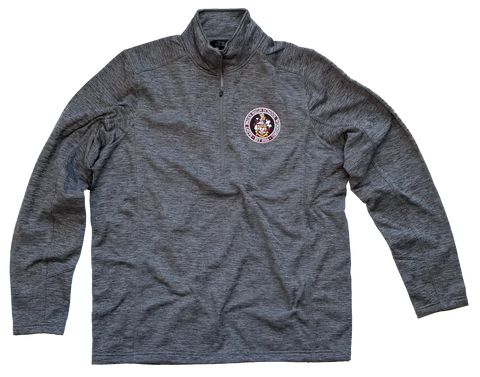 Heather Fleece 1/2 Zip Sweatshirt