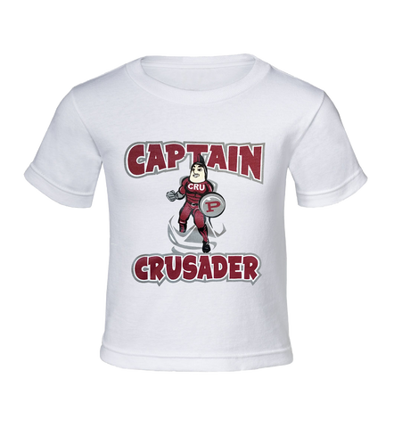 Captain Crusader T-Shirt - Kids