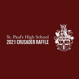 2021 Crusader Raffle Ticket