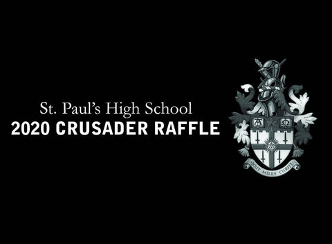 St. Paul's High School 2020  Raffle Ticket