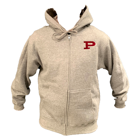 Full Zip Hooded Sweatshirt - Adult and Youth Sizes