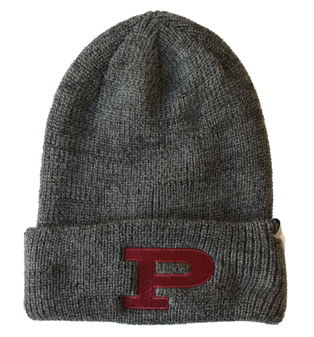 Roots Virden Toque w/ Embroidered P
