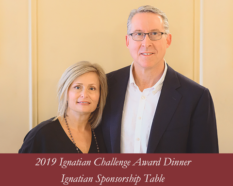 2019 Tribute Dinner - Ignatian Sponsorship Table