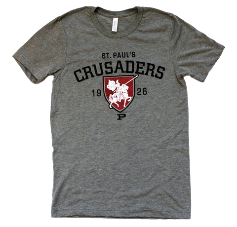 Men's Screened Crusader T-Shirt