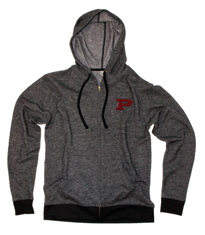 Next Level Zip Front Hoodie