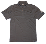 Dress Code OGIO Diesel Golf Shirt - Grey and Black
