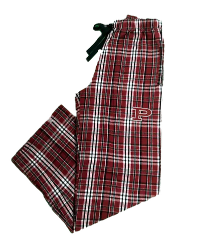 Flannel PJ Straight Bottom