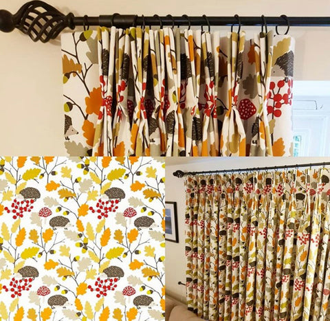Autumn Interior, Country-Living, Country Chic, Hedgehogs