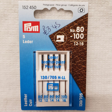 80-100/12-16 Prym Machine Needles