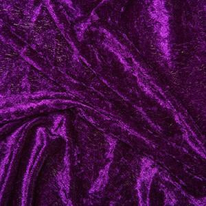 Purple Crush Velour