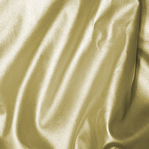 Gold Leatherlook Stretch P.U.