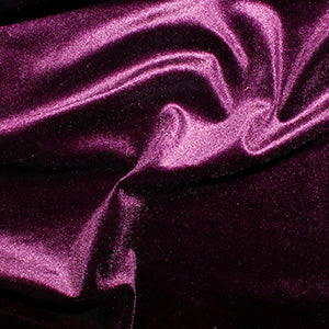 Purple Velvet Velour