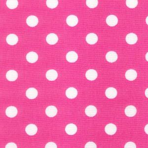 Candy Cotton Poplin - Spots 30mm