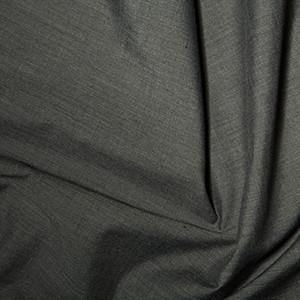 Dark Grey Polycotton