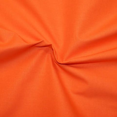 Orange 60sq Cotton