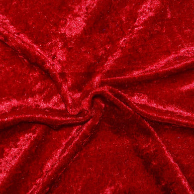 Red Crush Velour