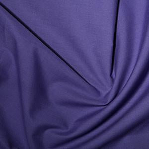 Purple Polycotton