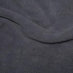 Medium Grey Polar Fleece