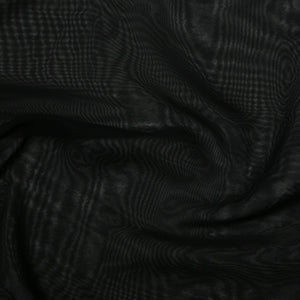 Black Caress Chiffon