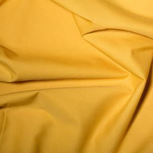Flo Yellow Polycotton