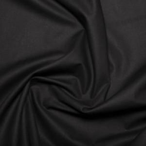 Black Polycotton Sheeting