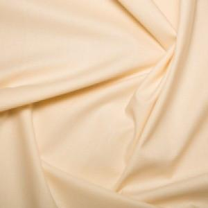 Cream Polycotton Sheeting