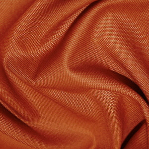 Terracotta Cotton Canvas