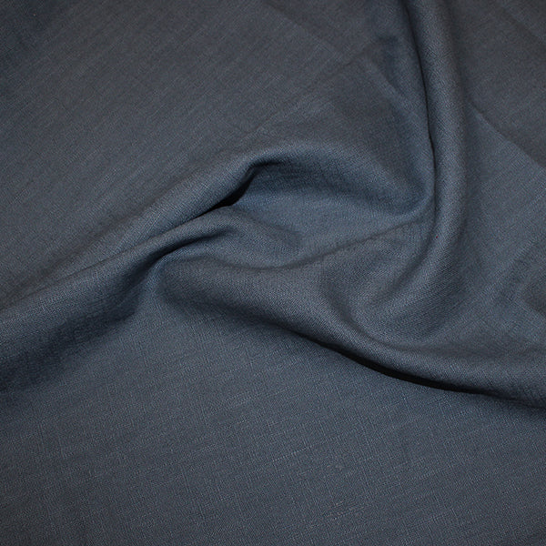 Denim Enzyme Washed Linen