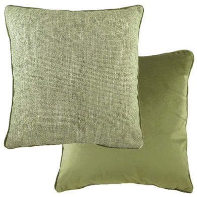 Olive Polaris Cushion