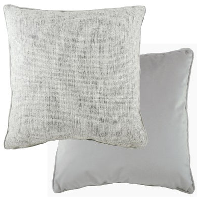 Silver Polaris Cushion