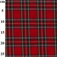 Load image into Gallery viewer, Royal Stewart Tartan