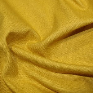 Ochre Canvas - Cotton