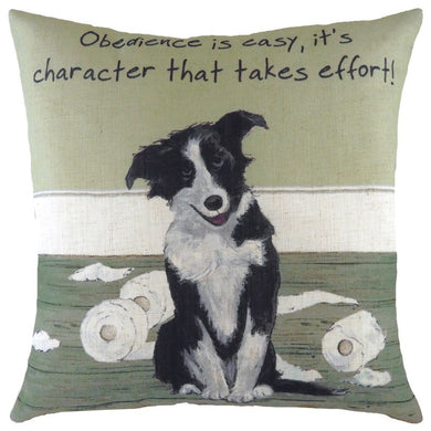 Obedience Cushion
