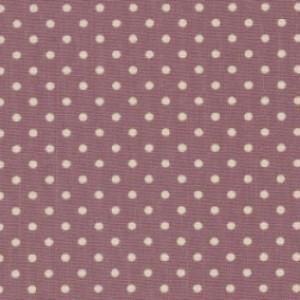 Lavender Cotton Canvas Spot Print