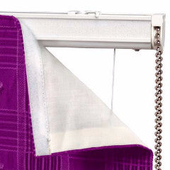 BYO Roman Blinds (Cassette Chain Operated) - SBFabrics