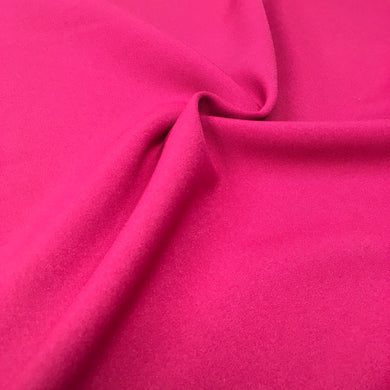 Hot Pink Bi-Stretch