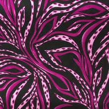 Load image into Gallery viewer, Purple Viscose Print