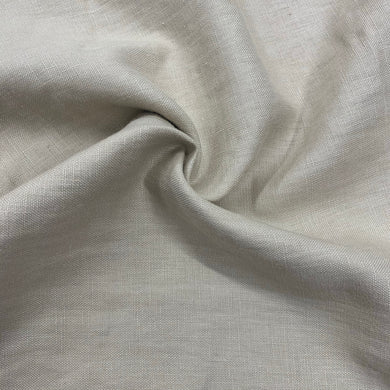 Beige Washed Linen