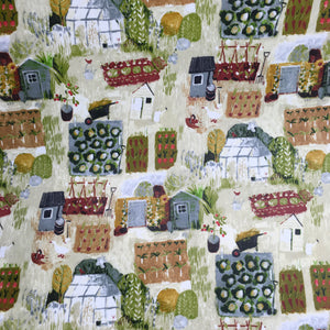 Autumn Matt Allotment PVC