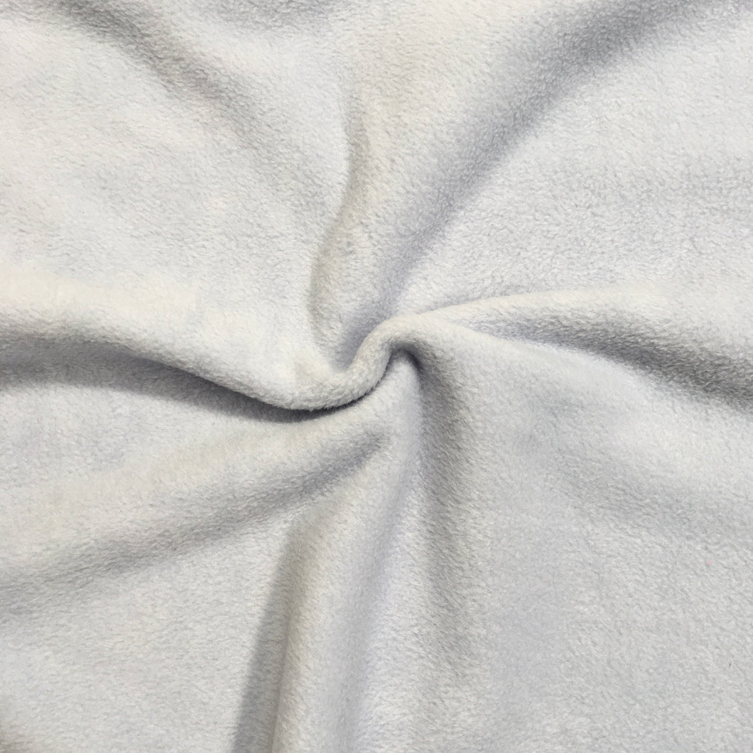 Pastel Blue Polar Fleece