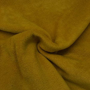 Mustard Polar Fleece