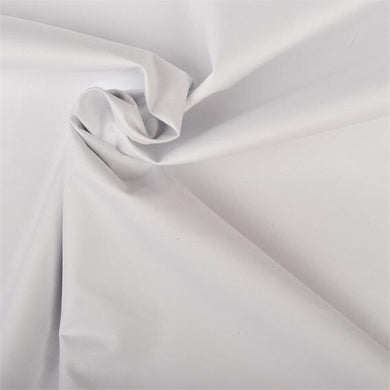 White Upgrade Sateen Lining