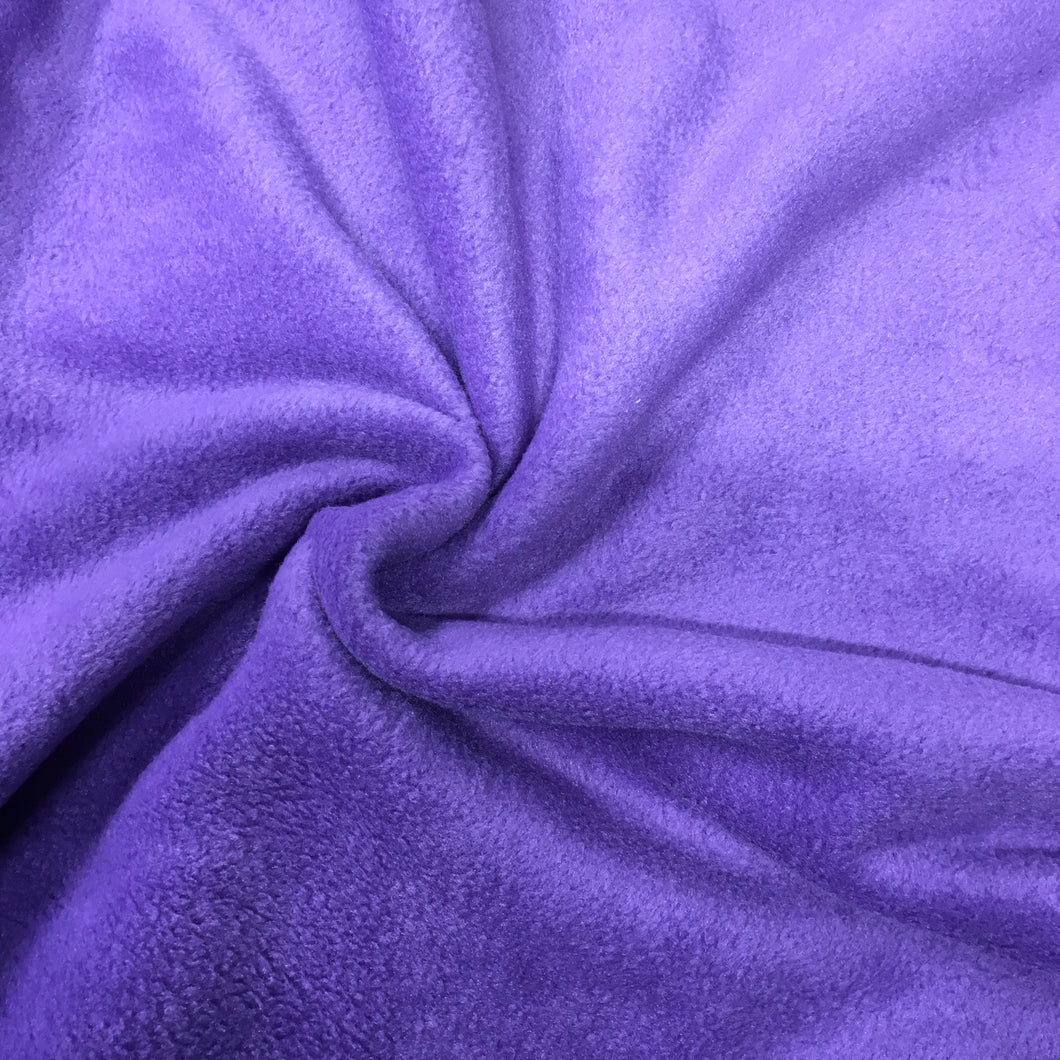 Purple Polar Fleece