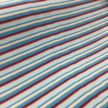 Load image into Gallery viewer, Blue Stripe Fleece