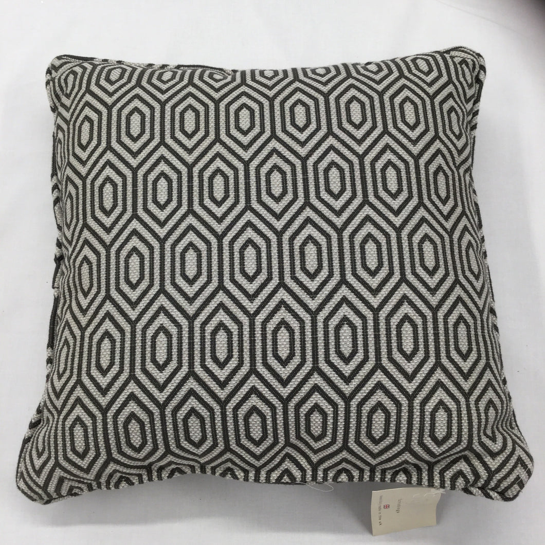 Graphite Alpha Hollow Cushion