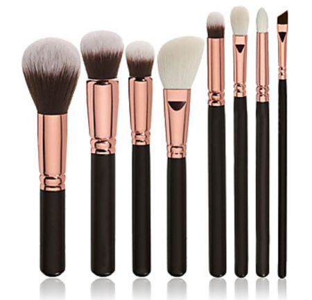 Alessia Makeup Brush 8 Pcs