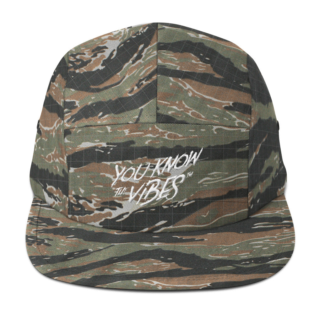 You Know The Vibes™ Camper Cap